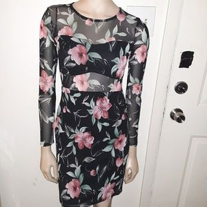 NWT Charlotte Russe dress, size Medium